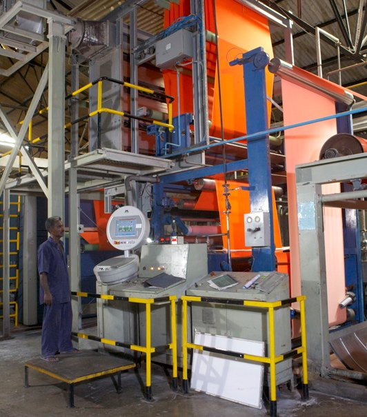 Textile Manufacturing and Processing Unit - Loyal Textiles