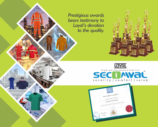 Loyal Textiles - SECOMVAL Brands