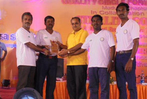 Loyal Textile Mills Quality Circle Forum of India award