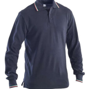 action polo long sleeve