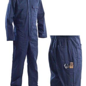 navy blue coveralls work wear