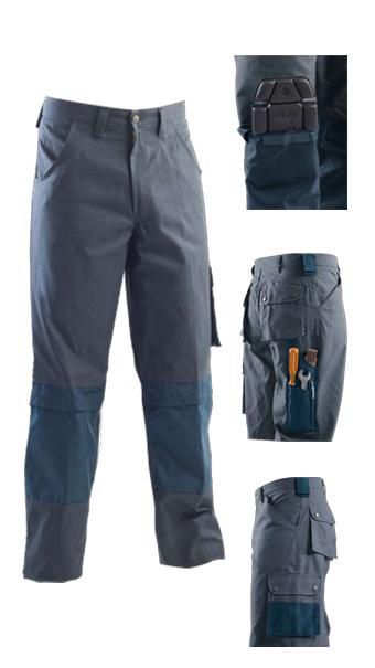 blue cordura trousers