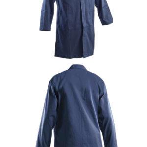 long coat blue loyal textiles