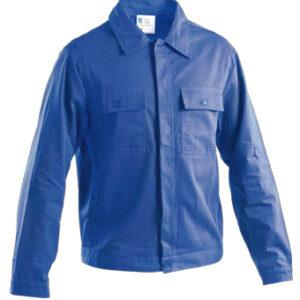 blue jacket work wear