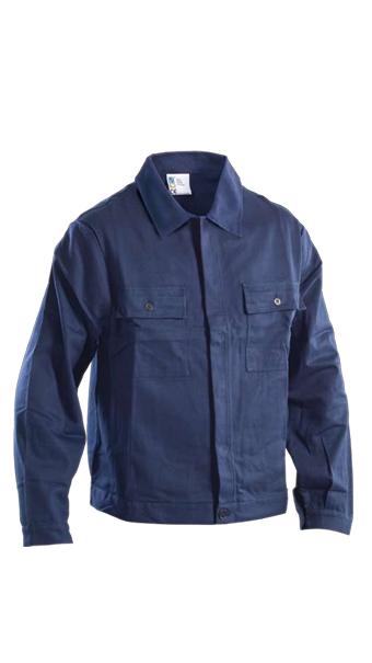 blue winter jacket work wear