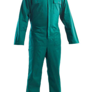 green coveralls work wear