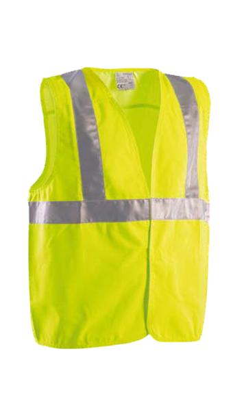 protective waistcoat green