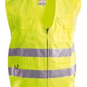 ranger waistcoat green