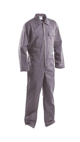 grey coveralls work wear