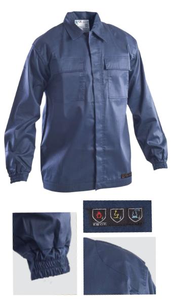 trivalent jacket flame retardant