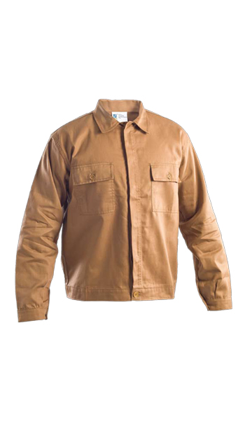 khaki jacket work wear