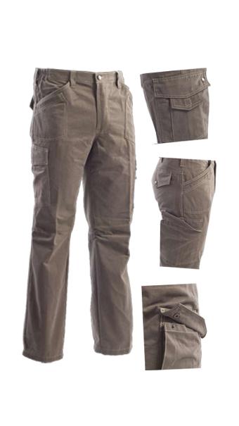 pants grey loyal textiles
