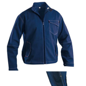 bg line jacket loyal textiles