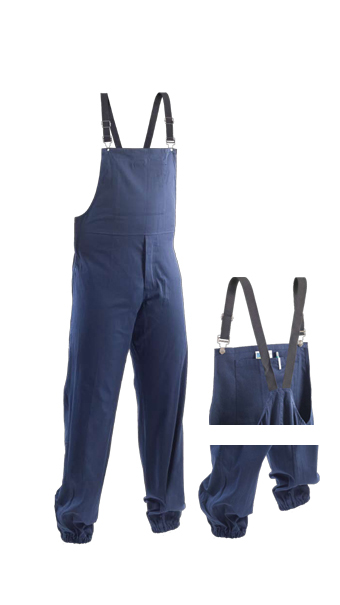 machinery safe bib pant loyal textiles
