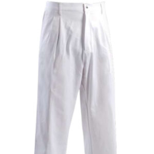 chef pants white
