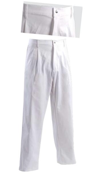 chef pants white
