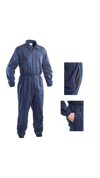 machine safe coveralls work wear