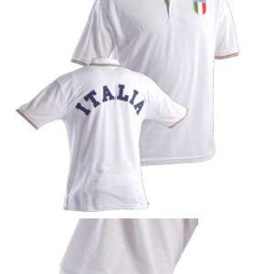 polo Italia white