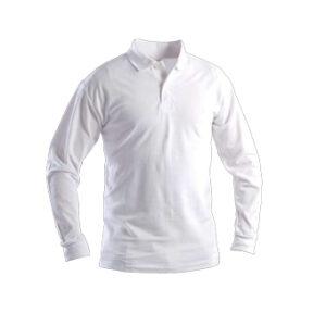 white polo full sleeves