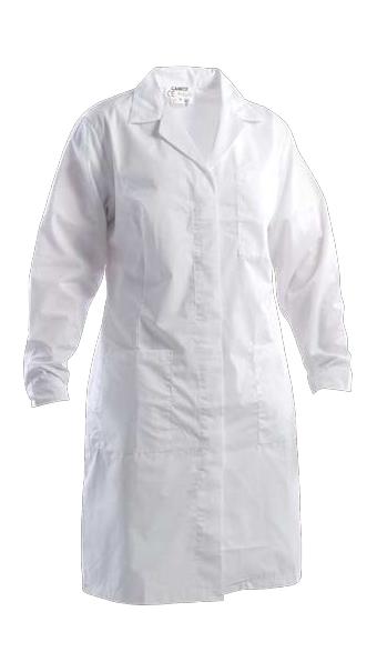 white long coat for women